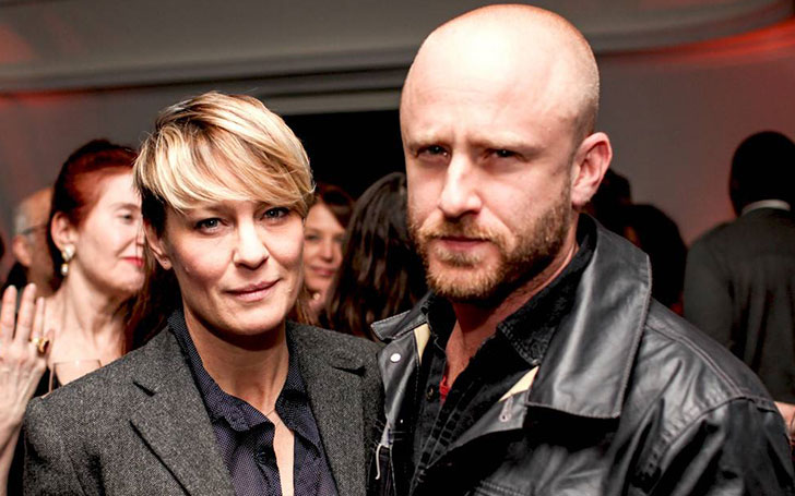 Ben Foster and  Robin Wright no more engaged