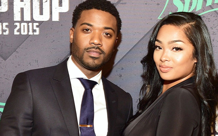 Ray J engaged to Princess Love