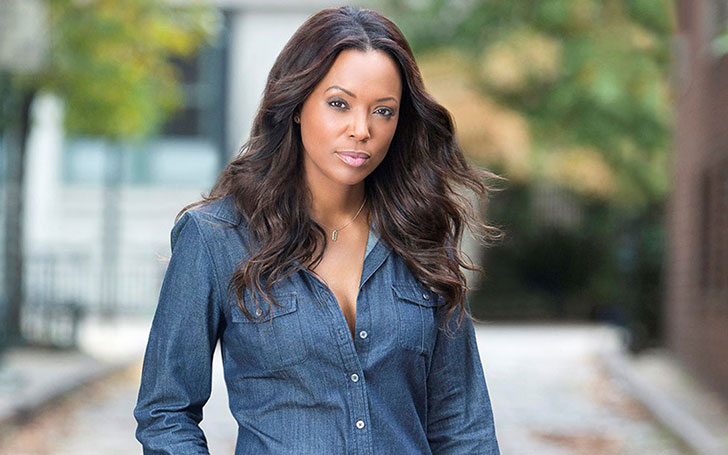 Aisha Tyler battling with emotions over divorce