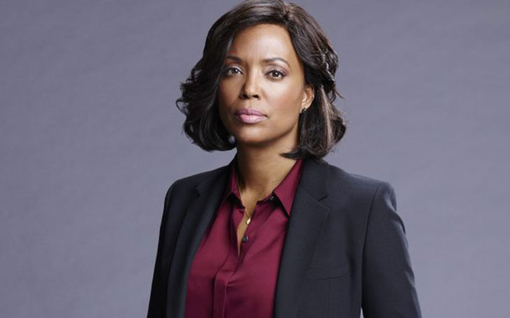 Aisha Tyler's husband files for divorce