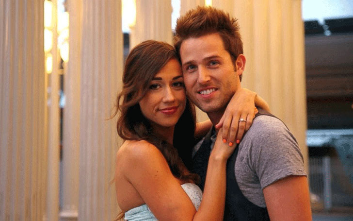 Colleen Ballinger and Joshua Evans married