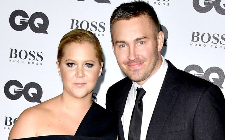 Amy Schumer's new boyfriend is Ben Hanisch