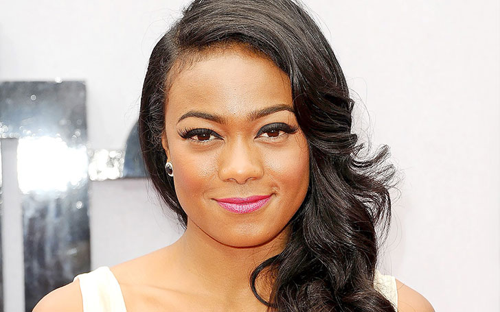 Tatyana Ali is pregnant and engaged