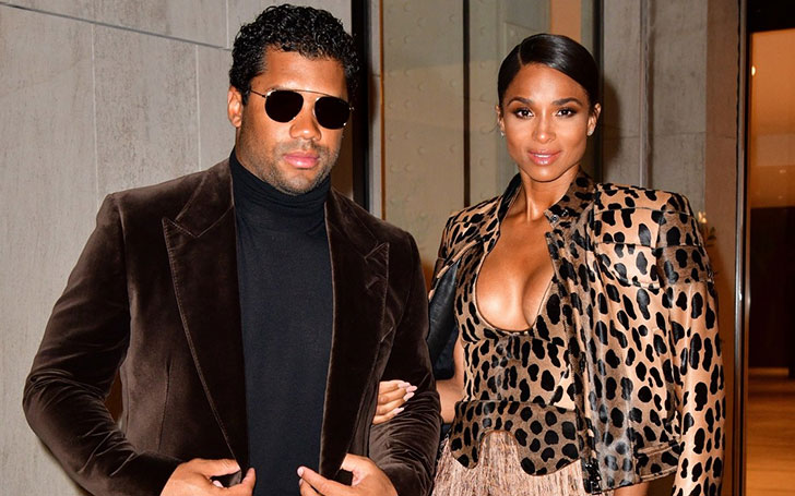 Ciara and Russell Wilson are engaged. Will they get married?