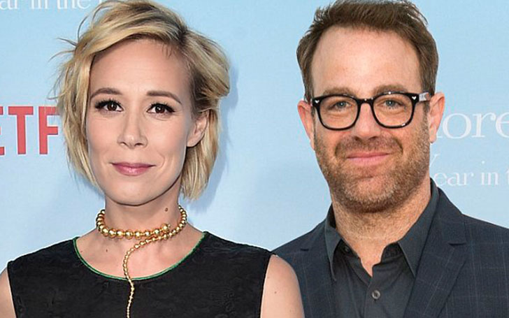 Liza Weil and  Paul Adelstein divorcing after 10 years of marriage