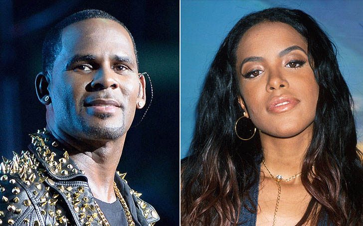 Alleged Sexual Abuser R. Kelly claims He Never Had Sex with Aaliyah's Mother
