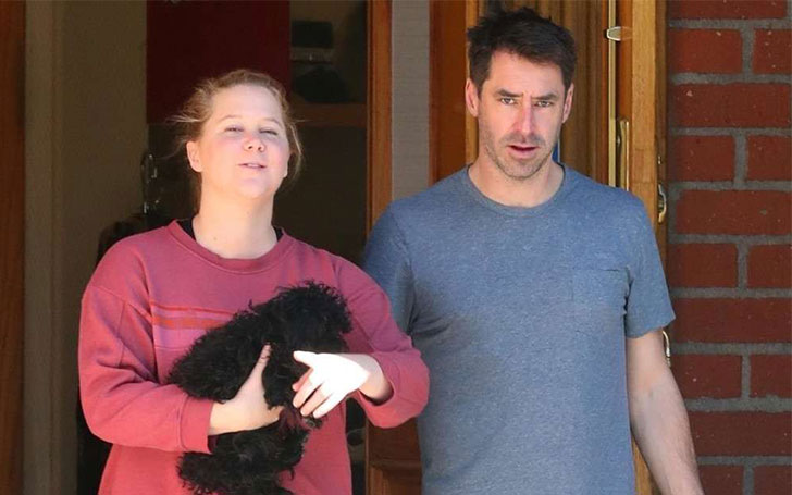 Sad Announcement! Amy Schumer reveals her Husband Chris Fischer suffers from Autism Spectrum Disorder