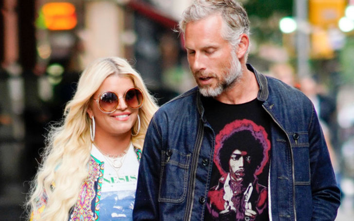 A New Life! Jessica Simpson and Husband Eric Johnson welcomes Daughter Birdie Mae