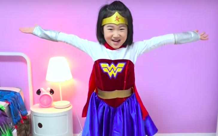 Think You're Rich Enough?! 6-Year-Old YouTube star Boram Buys Five-Storey Property in Seoul, South Korea