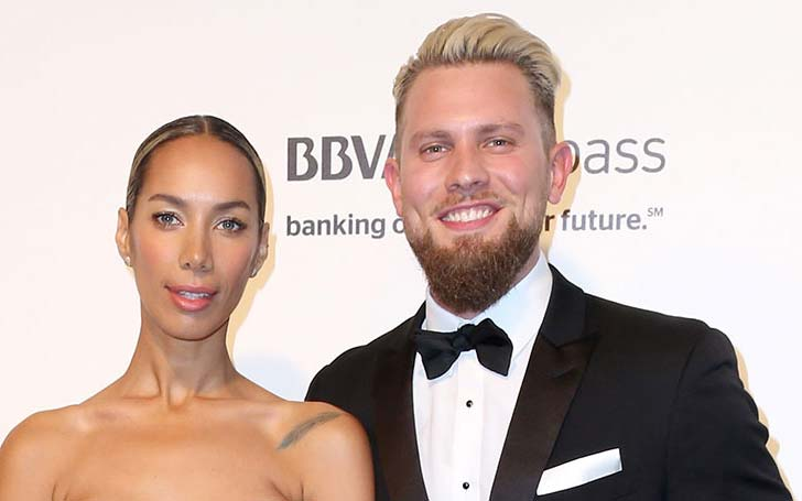 British Singer, Leona Lewis Weds Dennis Jauch in a Lavishing Wedding Ceremony... Shares Her First Picture From Wedding!