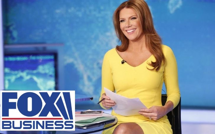 Trish Regan Host in Fox Business Network on Hiatus after Controversial Coronavirus Comments